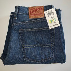 Lucky Brand Jeans - NWT Lucky Brand Classic Bootcut Jeans Men's 34X 33